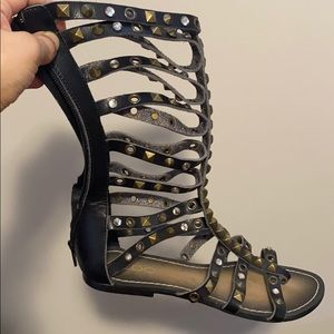 Gladiator sandals from Aldo